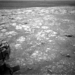 Nasa's Mars rover Curiosity acquired this image using its Right Navigation Camera on Sol 2104, at drive 2130, site number 71