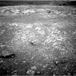 Nasa's Mars rover Curiosity acquired this image using its Right Navigation Camera on Sol 2104, at drive 2160, site number 71