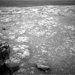 Nasa's Mars rover Curiosity acquired this image using its Right Navigation Camera on Sol 2104, at drive 2172, site number 71