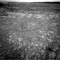 Nasa's Mars rover Curiosity acquired this image using its Right Navigation Camera on Sol 2104, at drive 2190, site number 71