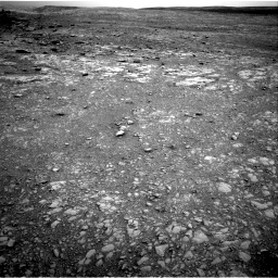Nasa's Mars rover Curiosity acquired this image using its Right Navigation Camera on Sol 2104, at drive 2196, site number 71
