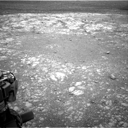 Nasa's Mars rover Curiosity acquired this image using its Right Navigation Camera on Sol 2104, at drive 2202, site number 71