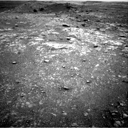 Nasa's Mars rover Curiosity acquired this image using its Right Navigation Camera on Sol 2104, at drive 2238, site number 71
