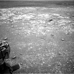 Nasa's Mars rover Curiosity acquired this image using its Right Navigation Camera on Sol 2104, at drive 2244, site number 71