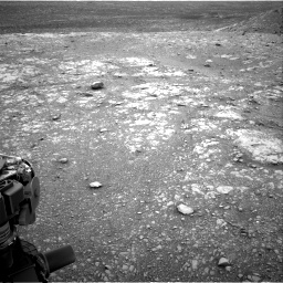 Nasa's Mars rover Curiosity acquired this image using its Right Navigation Camera on Sol 2104, at drive 2268, site number 71