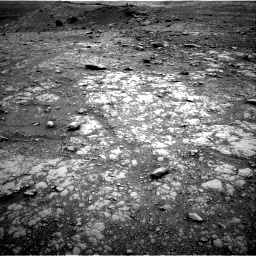 Nasa's Mars rover Curiosity acquired this image using its Right Navigation Camera on Sol 2104, at drive 2286, site number 71