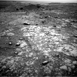 Nasa's Mars rover Curiosity acquired this image using its Right Navigation Camera on Sol 2104, at drive 2292, site number 71