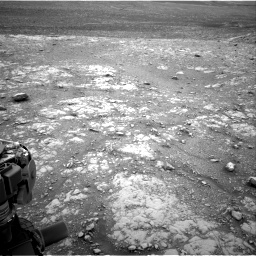 Nasa's Mars rover Curiosity acquired this image using its Right Navigation Camera on Sol 2104, at drive 2298, site number 71