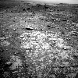 Nasa's Mars rover Curiosity acquired this image using its Right Navigation Camera on Sol 2104, at drive 2310, site number 71