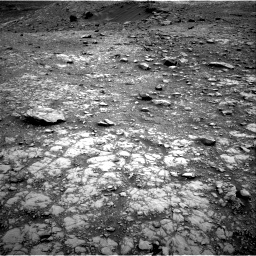Nasa's Mars rover Curiosity acquired this image using its Right Navigation Camera on Sol 2104, at drive 2322, site number 71
