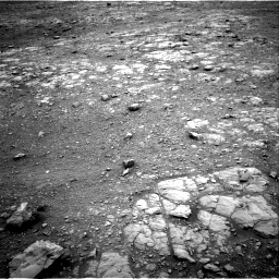 Nasa's Mars rover Curiosity acquired this image using its Right Navigation Camera on Sol 2104, at drive 2328, site number 71