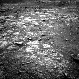 Nasa's Mars rover Curiosity acquired this image using its Right Navigation Camera on Sol 2104, at drive 2340, site number 71