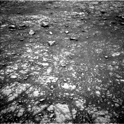 Nasa's Mars rover Curiosity acquired this image using its Left Navigation Camera on Sol 2107, at drive 2494, site number 71