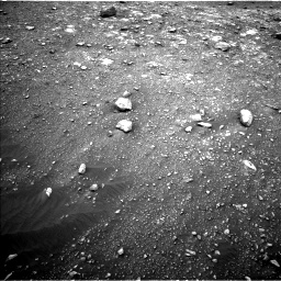 Nasa's Mars rover Curiosity acquired this image using its Left Navigation Camera on Sol 2107, at drive 2524, site number 71