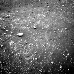 Nasa's Mars rover Curiosity acquired this image using its Left Navigation Camera on Sol 2107, at drive 2554, site number 71