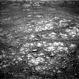 Nasa's Mars rover Curiosity acquired this image using its Left Navigation Camera on Sol 2107, at drive 2680, site number 71
