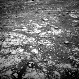 Nasa's Mars rover Curiosity acquired this image using its Left Navigation Camera on Sol 2107, at drive 2782, site number 71