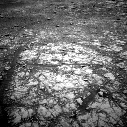 Nasa's Mars rover Curiosity acquired this image using its Left Navigation Camera on Sol 2107, at drive 2788, site number 71