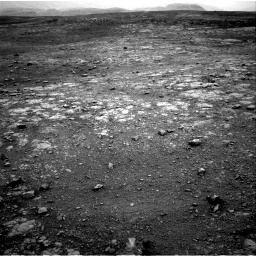 Nasa's Mars rover Curiosity acquired this image using its Right Navigation Camera on Sol 2107, at drive 2356, site number 71