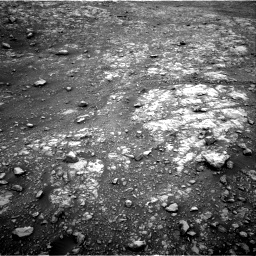 Nasa's Mars rover Curiosity acquired this image using its Right Navigation Camera on Sol 2107, at drive 2440, site number 71