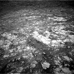 Nasa's Mars rover Curiosity acquired this image using its Right Navigation Camera on Sol 2107, at drive 2638, site number 71