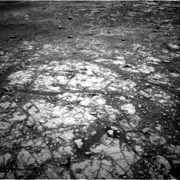 Nasa's Mars rover Curiosity acquired this image using its Right Navigation Camera on Sol 2107, at drive 2788, site number 71