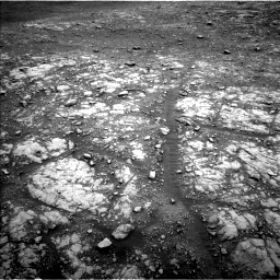 Nasa's Mars rover Curiosity acquired this image using its Left Navigation Camera on Sol 2108, at drive 2816, site number 71