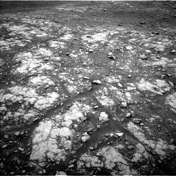 Nasa's Mars rover Curiosity acquired this image using its Left Navigation Camera on Sol 2108, at drive 2828, site number 71