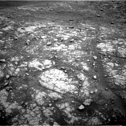 Nasa's Mars rover Curiosity acquired this image using its Right Navigation Camera on Sol 2108, at drive 2822, site number 71