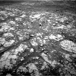 Nasa's Mars rover Curiosity acquired this image using its Right Navigation Camera on Sol 2108, at drive 2828, site number 71