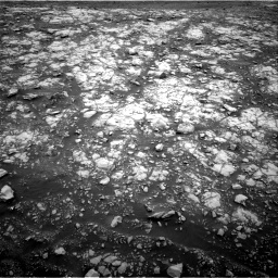 Nasa's Mars rover Curiosity acquired this image using its Right Navigation Camera on Sol 2108, at drive 2864, site number 71