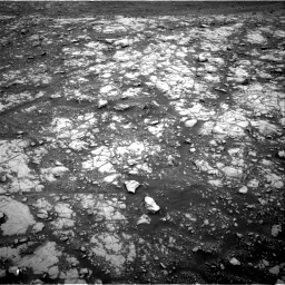 NASA's Mars rover Curiosity acquired this image using its Right Navigation Cameras (Navcams) on Sol 2108