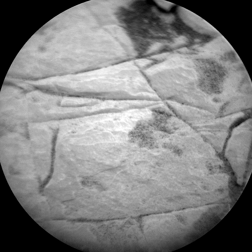 Nasa's Mars rover Curiosity acquired this image using its Chemistry & Camera (ChemCam) on Sol 2108, at drive 2804, site number 71