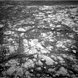 Nasa's Mars rover Curiosity acquired this image using its Left Navigation Camera on Sol 2115, at drive 2926, site number 71