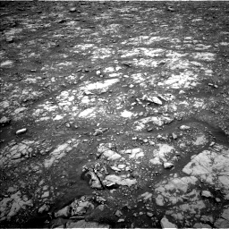 Nasa's Mars rover Curiosity acquired this image using its Left Navigation Camera on Sol 2115, at drive 2940, site number 71