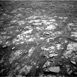 Nasa's Mars rover Curiosity acquired this image using its Left Navigation Camera on Sol 2115, at drive 2946, site number 71