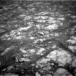 Nasa's Mars rover Curiosity acquired this image using its Right Navigation Camera on Sol 2115, at drive 2940, site number 71