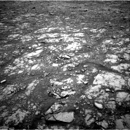 NASA's Mars rover Curiosity acquired this image using its Right Navigation Cameras (Navcams) on Sol 2115