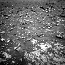 Nasa's Mars rover Curiosity acquired this image using its Right Navigation Camera on Sol 2115, at drive 2952, site number 71