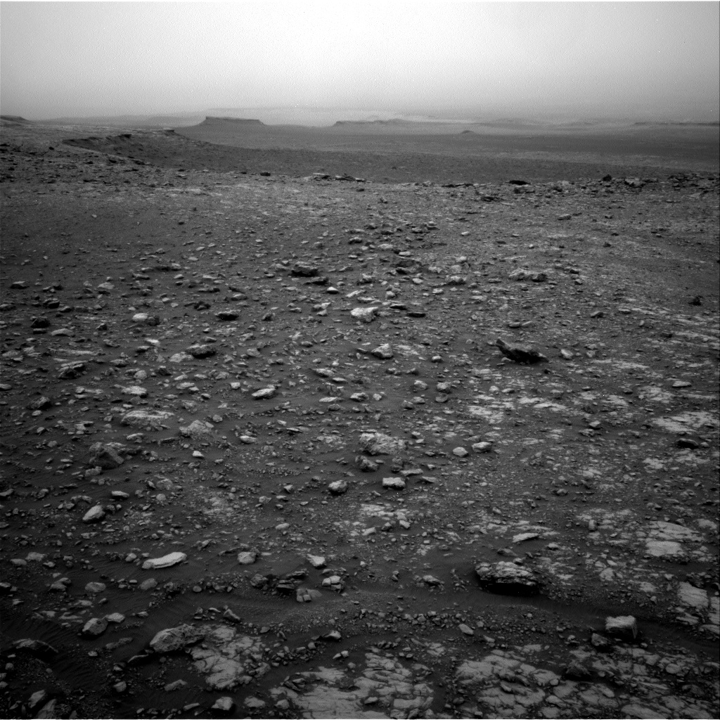 Nasa's Mars rover Curiosity acquired this image using its Right Navigation Camera on Sol 2115, at drive 2956, site number 71