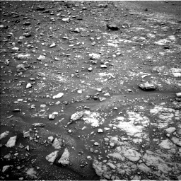 Nasa's Mars rover Curiosity acquired this image using its Left Navigation Camera on Sol 2116, at drive 2968, site number 71