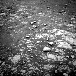 Nasa's Mars rover Curiosity acquired this image using its Left Navigation Camera on Sol 2116, at drive 3040, site number 71