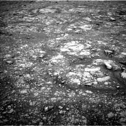 Nasa's Mars rover Curiosity acquired this image using its Left Navigation Camera on Sol 2116, at drive 3076, site number 71