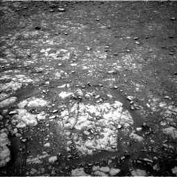 Nasa's Mars rover Curiosity acquired this image using its Left Navigation Camera on Sol 2116, at drive 3190, site number 71