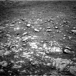 Nasa's Mars rover Curiosity acquired this image using its Left Navigation Camera on Sol 2116, at drive 3304, site number 71