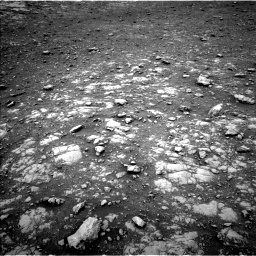 Nasa's Mars rover Curiosity acquired this image using its Left Navigation Camera on Sol 2116, at drive 3316, site number 71