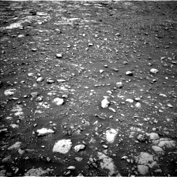 Nasa's Mars rover Curiosity acquired this image using its Left Navigation Camera on Sol 2116, at drive 3364, site number 71