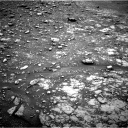 Nasa's Mars rover Curiosity acquired this image using its Right Navigation Camera on Sol 2116, at drive 2968, site number 71