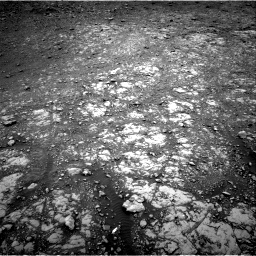 Nasa's Mars rover Curiosity acquired this image using its Right Navigation Camera on Sol 2116, at drive 3136, site number 71
