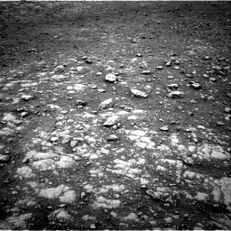 Nasa's Mars rover Curiosity acquired this image using its Right Navigation Camera on Sol 2116, at drive 3310, site number 71
